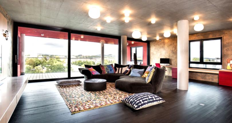 Unvergleichlich wohnen: Design, Stil & Luxus im Lahntower Gießen